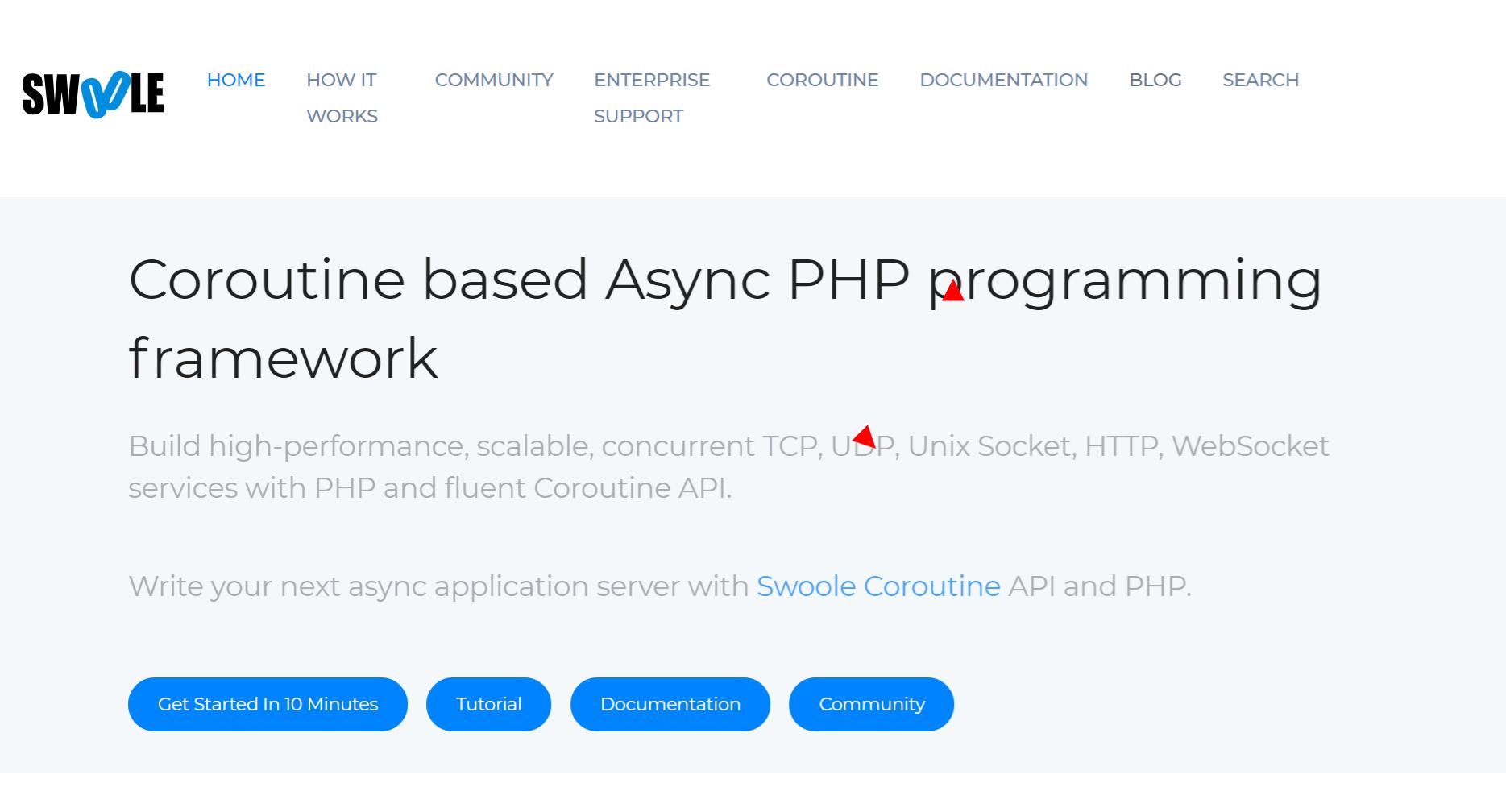 Bermain dengan Swoole, PHP Async, Event Driven I/O