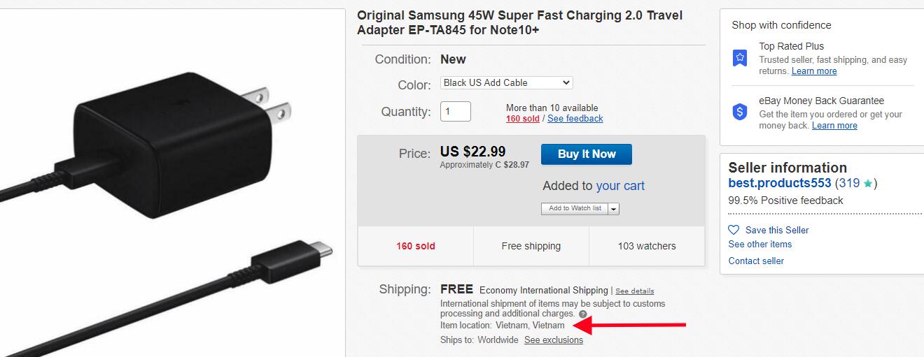 Ebay seller from VN Ae4fc60f9c436edc1a45865c8ce8c2f0