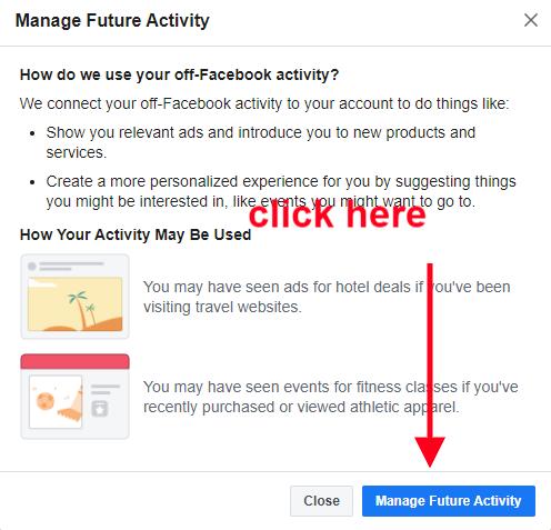 Không cho Facebook theo dõi để quảng cáo B0997d330d73bc0dcabb3d225da2d970