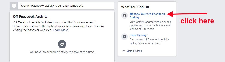 Không cho Facebook theo dõi để quảng cáo Bfea3ceca272fbbe4db6432c26e1b6a1